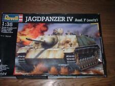 Revell 03024 escala 1:35 Jagdpanzer IV de la Segunda Guerra Mundial Tanque Alemán Modelo de Plástico Completo