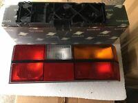 VW GOLF MK1 GTI 79 - 83 - REAR LIGHTS / FEU ARRIÈRE DROIT NEUF COMPLET