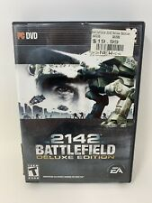 Battlefield 2142: Deluxe Edition (PC, 2008) with Manual & CD Key, Tested
