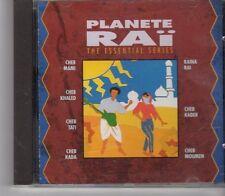 (FX757) Planete Rai, The Essential series - 1993 CD