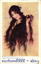 Raphael Kirchner Postcard - Melisande - K098