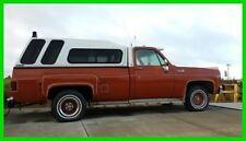 1976 Chevrolet C-10 1/2 Ton Dually Pickup Truck