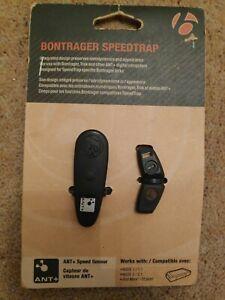 Bontrager Speedtrap Ant+ Speed Sensor (Brand New)