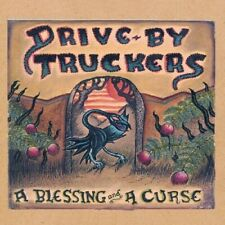 Drive-By Truckers - A Blessing And A Curse [New Vinyl LP] Clear Vinyl, Gatefold