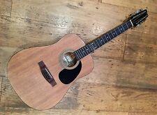 Samick 12 String Chitarra Acustica-modello LW-015-12