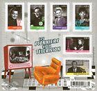 FEUILLE F 4811 PIONNIERS DE LA TELEVISION FRANCAISE NEUF XX FRAICHEUR POSTALE