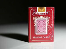 Aristocrat 727 Bank Note Deck - Red - Playing Cards - Magic Tricks - New