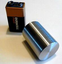 Zirconium 35mm dia x 55mm CYLINDER -  4N 99.99% Pure Metal element!