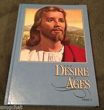 The Desire of Ages Volume 2 Ellen G White Seventh-day Adventist SDA © 1964