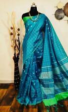Indian Wear Women's Special Wear Raw silk Designer Sari Bollywood Sari  I 9-9