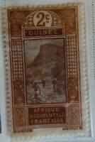 French Guinea 1913-17 Stamp 2c MNH Stamp StampBook1-64