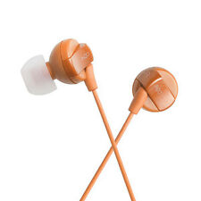 Orange Elecom IN20 Stereo Canal Type In-Ear Headphones Four Size Earbuds