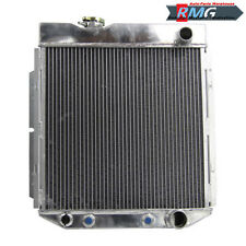 2Row Aluminum Radiator For 1964-1966 Ford Mustang 260 289 1965 V8 4.3L/4.7L