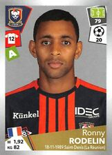 Stickers Panini Foot Championship of France 2017-18 N°97