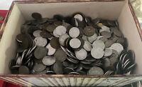 Lotto 500 Monete Italia-mondiali-Miste
