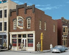 Walthers Cornerstone Village Pizza 933-3469 HO Scale (suit OO Also)