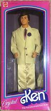 Barbie Mattel Crystal Ken Vintage 1983'