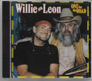 Willie Nelson & Leon Russell - One For The Road - Scarce 2017 USA CD SEALED