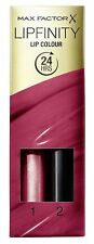 Max Factor Lipfinity Lip Colour 24hrs - Please Choose Shade 335 Just in Love