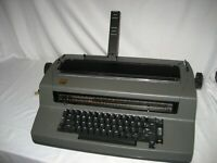 Refurbished IBM Selectric III - 50th Anniversary Edition -Truly a Collector Item