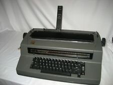 Refurbished Ibm Selectric Iii 50th Anniversary Edition Truly A Collector Item