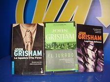 Buch john Grisham - berechtigten Verteidigung - die Jurado-la Deckel