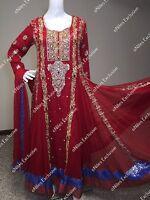 Pakistani Indian Designer Salwar Kameez Party Wear Embroidery Wedding Bridal