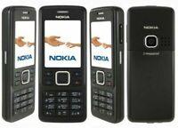NEW NOKIA 6300 Mobile Phone 1 Years Warranty Unlocked - Black