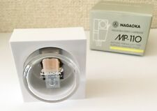 NEW NAGAOKA Phono Stereo Cartridge MP-110 from JAPAN
