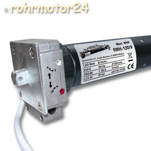 Markisenmotor Rohrmotor Rolladenmotor Rolltormotor 120 Nm NHK bis 180 kg