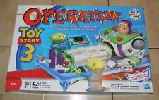 2009 Hasbro Disney Toy Story Operation Replacement Game Board & Parts