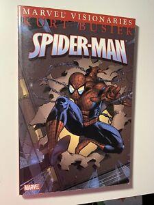 Marvel Visionaries: Spider-man (TPB) Busiek