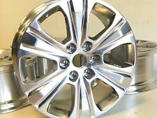 """20"""" INCH FORD F150 EXPEDITION  04-2019 POLISHED FACTORY OEM WHEELS RIMS SET 3992"""