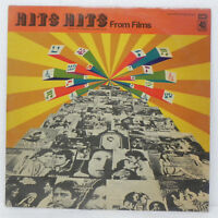Hits Hits From Films Rare LP Original Soundtrack 1980 Hindi Bollywood Indian EX