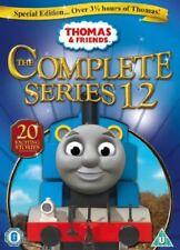 Thomas and Friends Series 12 Complete Season Twelve Tank Engine Region2  DVD New