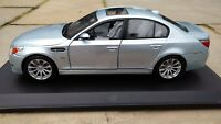 BMW M5 SMG E60 1:18 V10 Last Aspirated Engine Collectable Toy Model Car Boxed