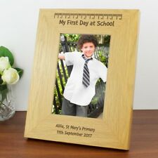 My First Day at School Photo Frame 1st Term Time Gift For The 1st Day  AP011428