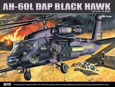 Plastic Hobby Model Kit AH-60L DAP Black Hwak 1/35 Academy FA215 US Army
