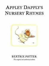 Appley Dapply's Nursery Rhymes Vol. 22 by Beatrix Potter (2002, Hardcover)
