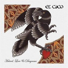 EL CACO - Hatred, Love And Diagrams CD
