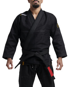 Gameness Black Feather Jiu Jitsu Gi