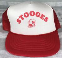 Vintage Nebraska Cornhuskers Hat Snapback Mesh Trucker Hat 70s 80s Mesh