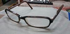 Legre LE-211 Col. 323 Tortoise Eyeglasses FRAMES  Size 49[]18 140 (adj to 90mm)