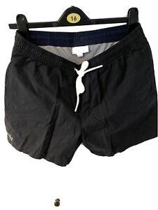 Mens lacoste swim shorts