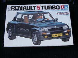 RARE Tamiya 1/24 Renault 5 turbo