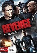 REVENGE Denis Nikiforov DVD NEW