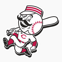 Cincinnati Reds Alternate Logo MLB DieCut Vinyl Decal Sticker Buy 1 Get 2 FREE