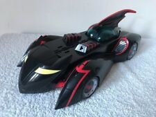 Batman The Brave & The Bold Batmobile Batwing Transforming Vehicle DC Comics