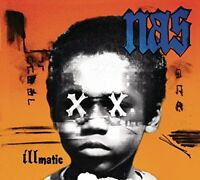 Nas - Illmatic Xx [CD] Sent Sameday*