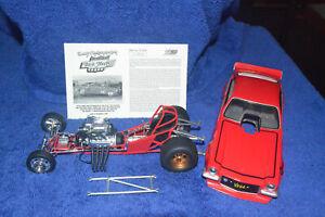 "1320 FLOPPERS 1/24 Scale VEGA Nitro Funny Car ""Dick Harrell"" RARE TT1216"